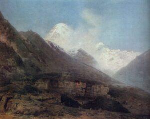 Kazbek,1895