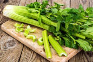 Celery, նեխուր, քյարավուզ