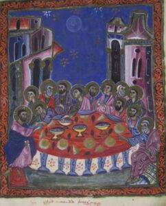 Bible, 1318, Gladzor, painter Toros Taronatsi