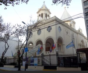 Saint Gregory the Illuminator Cathedral in Buenos Aires
