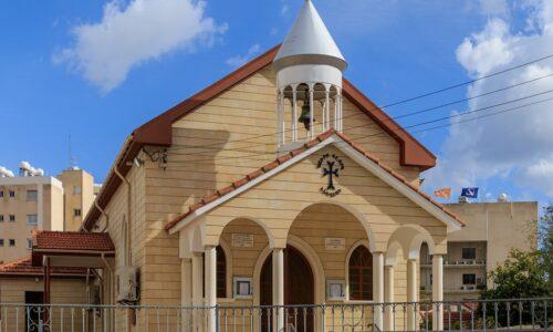 Sourp Kevork Armenian Church, Limassol, Cyprus.