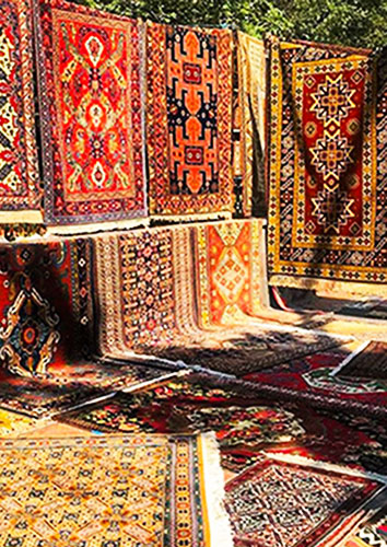 Armenian Carpets, Vernissage, Վերնիսաժ, Yerevan