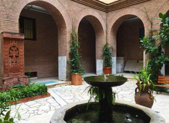 Inside, San Nicola da Tolentino