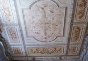 Ceiling, San Biagio degli Armeni