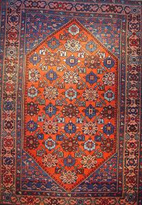 Antique Armenian Carpet,1910