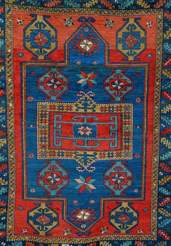 Antique Armenian Carpet