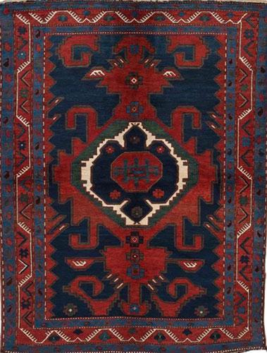 Antique Armenian Lori Carpet
