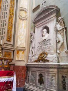 Inside of Armenian Church Fragment, San Nicola da Tolentino