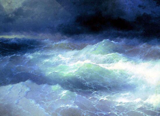 Among the Waves, 1898
