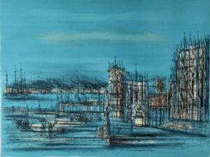 Cityscape, 1964