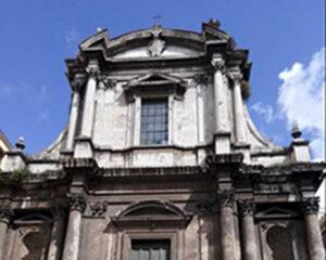 San Nicola da Tolentino agli Orti Sallustiani.