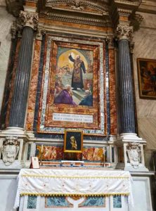 Fragment, San Nicola da Tolentino