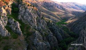 Rocks near Areni.