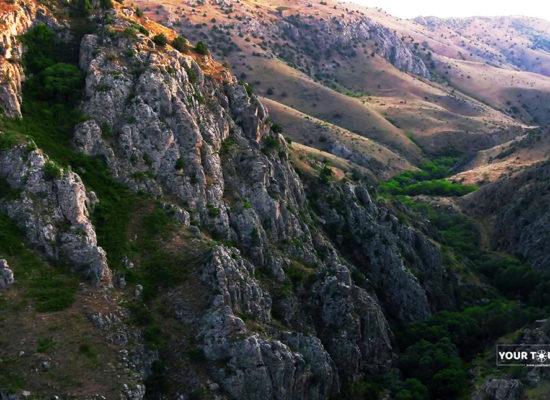 Rocks near Areni