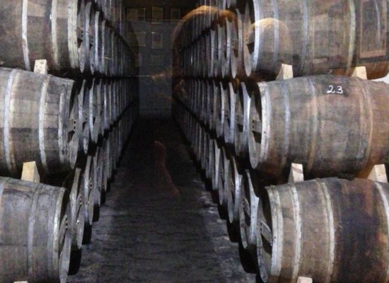 Yerevan Brandy Company, Cognac Barrel