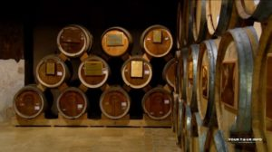 Yerevan Brandy Company, Cognac Barrels.