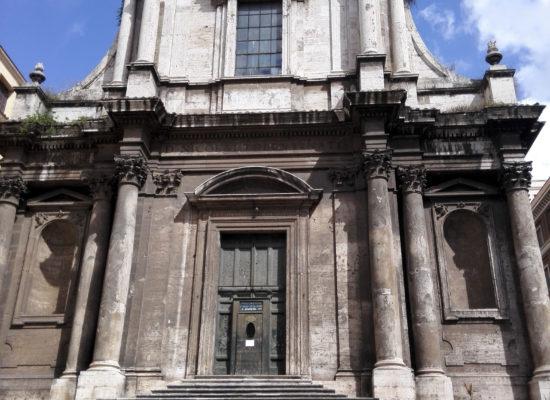 Armenian Catholic Church, Chiesa di San Nicola da Tolentino, Via di S. Nicola da Tolentino, 17