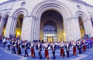 Armenian Dance Komitas Shoror