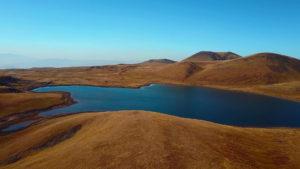 Azhdahak - Extinct Volcano, 3,597 m, Gegharkunik Province