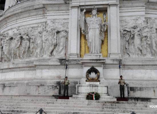 Complesso-del-Vittoriano, Altare della Patria