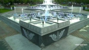 Drinking Fountains.