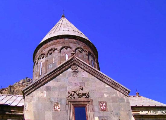 Geghardavank, Ayrivank