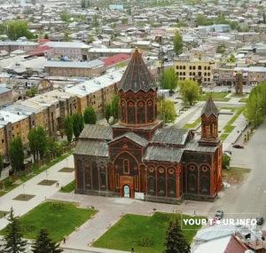 Gyumri, Holy Saviour's Church