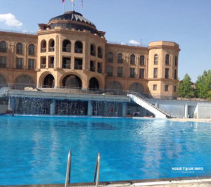 Latar Hotel Complex. Silikyan District.
