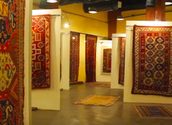 Megerian Rug Gallery, Megerian Carpet, Yerevan