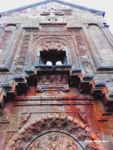 Noravank Monastery Fasade