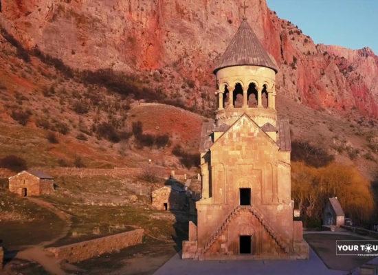 Noravank Monastery Complex. Armenia.