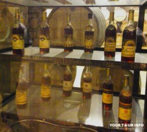 Armenian Old Cognacs.