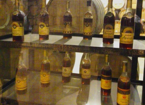 Armenian Old Cognacs.