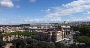 The Palace of Justice, Palazzo di Giustizia. Via Ulpiano, 36.