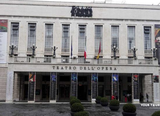 Teatro Dell Opera, Rome