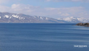 Lake Sevan,1900 m above sea level, Gegharkunik Province