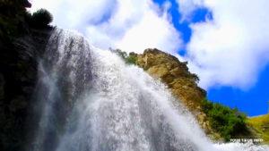 Trchkan Waterfall, Armenia