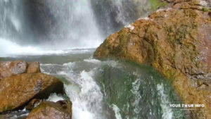 Trchkan Waterfall, 23 m.