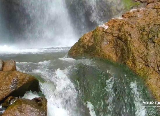 Trchkan Waterfall, 23 m