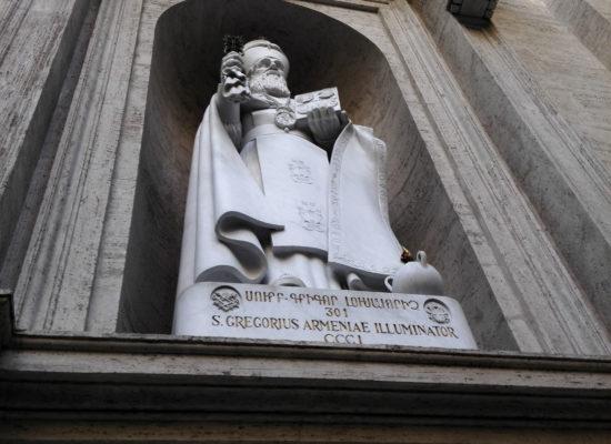 Vatican, Grigor Illuminator