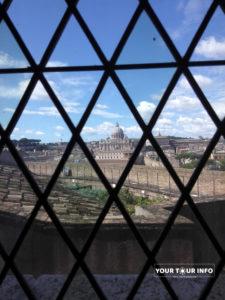 Mysterious Vatican.