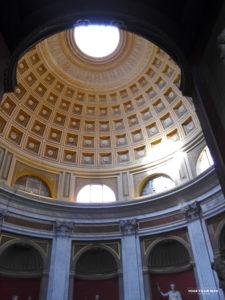 Vatican Museum Cupola.