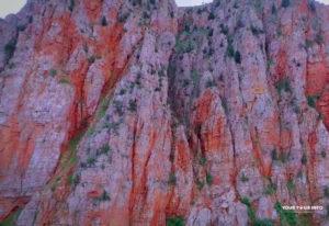 Near Noravank Monastery Complex. Vayots Dzor Province