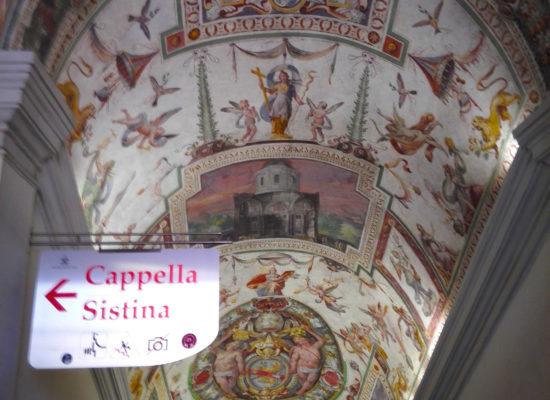 Cappela Sistina, Vatican