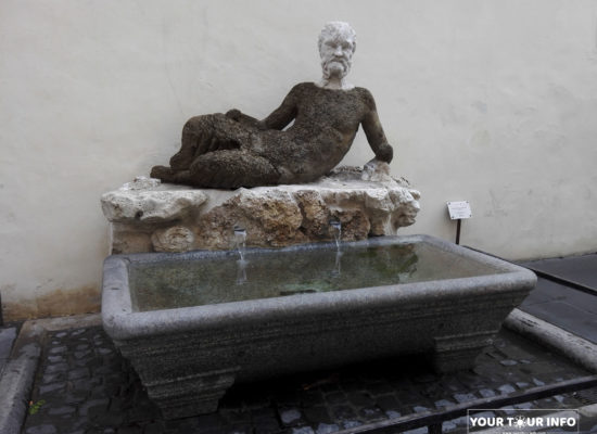 Fountain Babuino, Rome