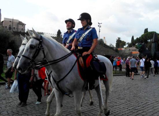 Italian Horse Police, Carabinieri