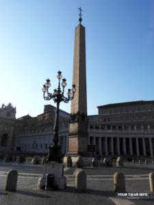 Vatican Obelisk