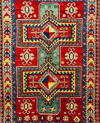Sevan Kazak, Circa,1900, Northern Armenia