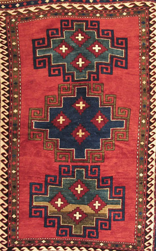 Armenian Carpet, 16 century,Museum in Vienna