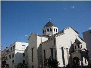 Eglise Apostolique Armenienne St. Jaques, Lyons